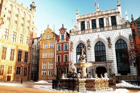 Dwór Artusa – oddział Muzeum Gdańska