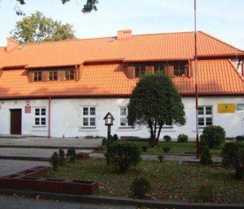 Dwór Skórzewskich w Starych Polaszkach