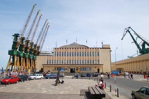 The Maritime Station in Gdynia