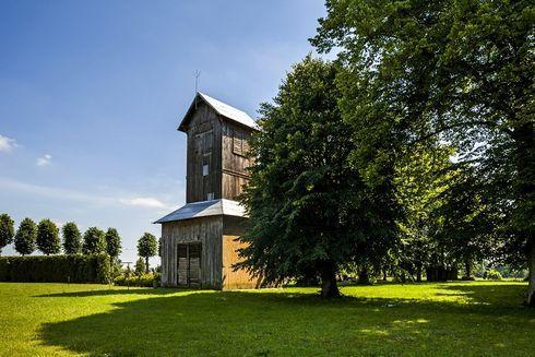Dzwonnica w Mikoszewie