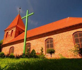 Kościół pw. Trójcy Przenajświętszej w Trumiejkach