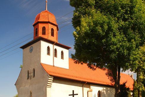 Kościół pw. Matki Boskiej Anielskiej w Obrzynowie
