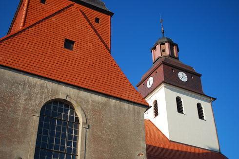 St. Nicholas' Church in Wiele