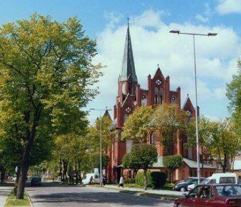 Kościół pw. Najświętszej Marii Panny Królowej Polski w Lęborku