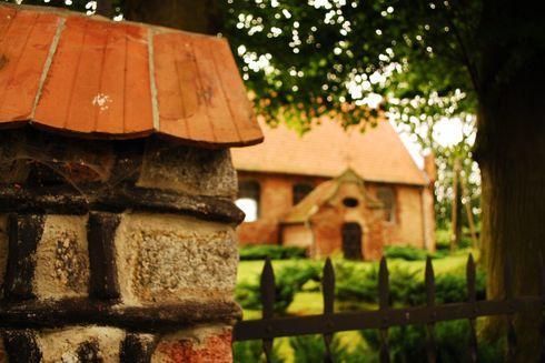 The St. Albert Chmielowski Church in Leszkowy