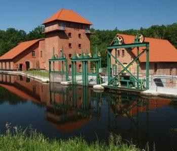 Elektrownia wodna Biesowice na Wieprzy