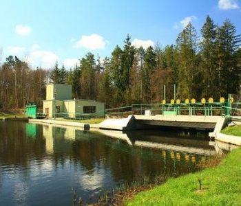 Elektrownia wodna Drzeżewo na Łupawie