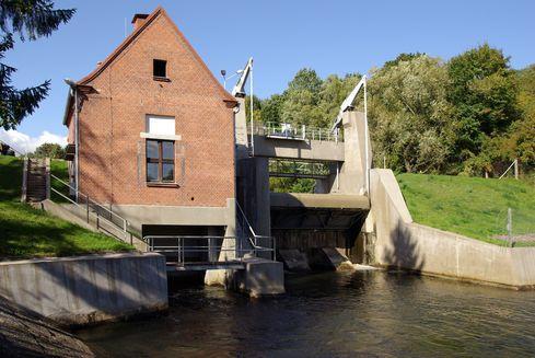 Elektrownia wodna Juszkowo