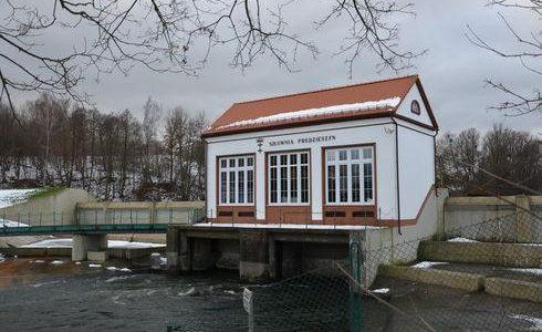 Elektrownia wodna Prędzieszyn