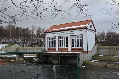 Water power Predzieszyn