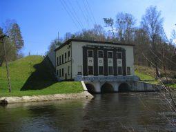 elektrownia wodna strzegomino