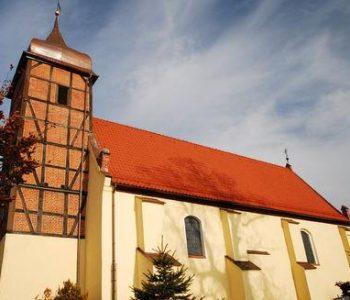 Kościół pw. Św. Jana Chrzciciela w Żukowie