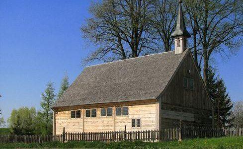 Kosciół pw. Matki Boskiej Częstochowskiej w Palczewie