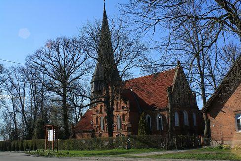Kościół pw. Wniebowzięcia Matki Bożej w Kończewicach