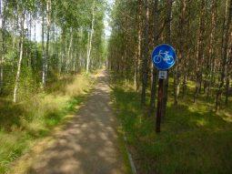 foto oznakowanie szlaku 6