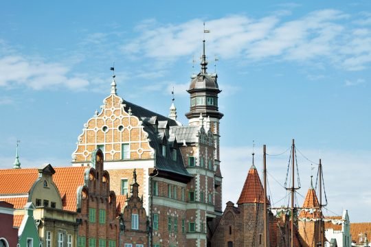 gdansk muzeum archeologiczne