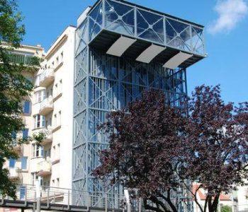 Gdynia InfoBox – wieża widokowa