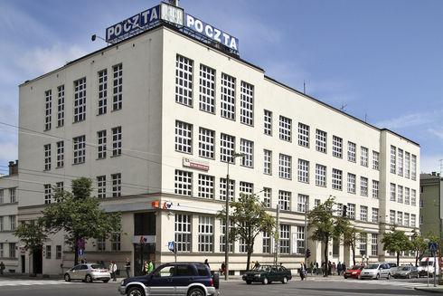 Gmach Poczty Głównej w Gdyni