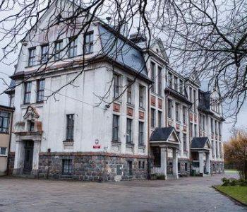 Gmach Szkoły Podstawowej Nr 1 im. św. Kazimierza