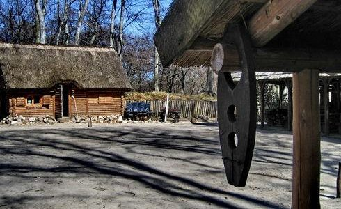 The Archaeological Heritage Park in Sopot