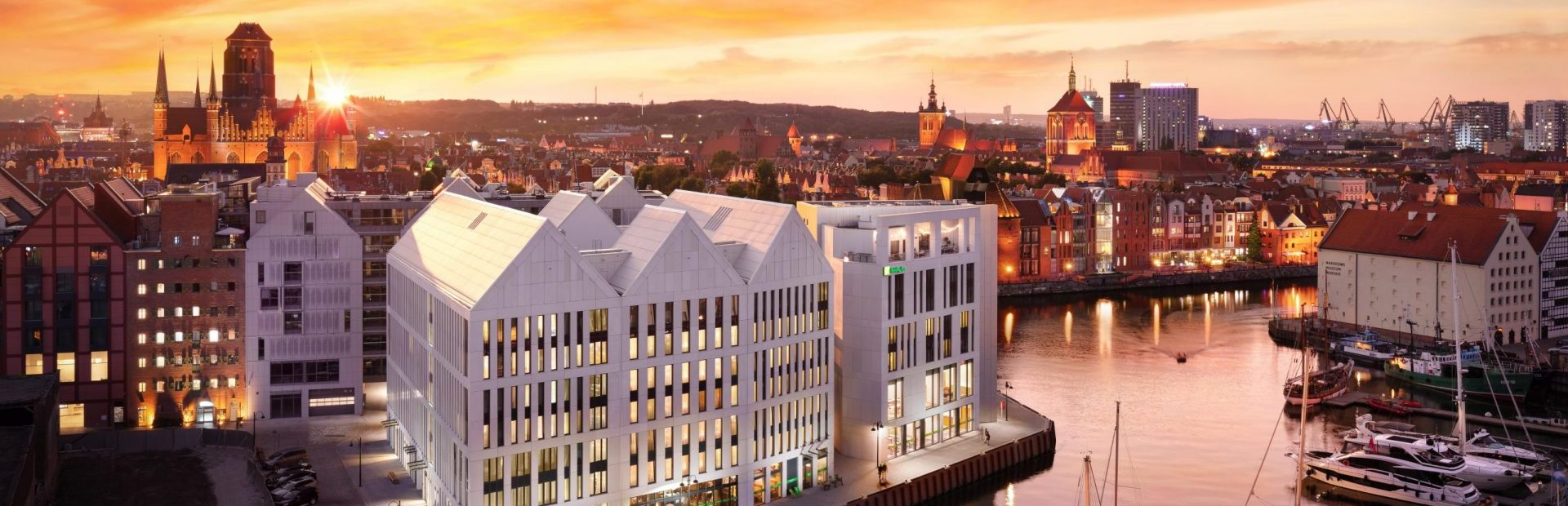 Holiday Inn Gdańsk – City Centre