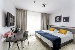 hotel antares pokoje