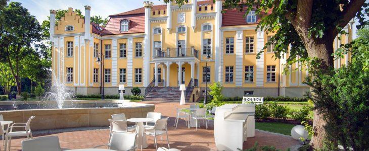 Hotel Quadrille Relais & Châteaux*****
