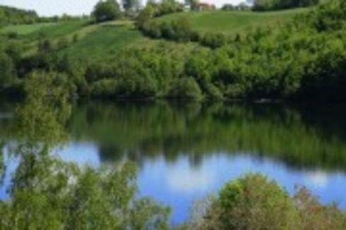 Brodno Wielko Lake