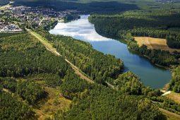 jezioro rzuno w dziemianach 1