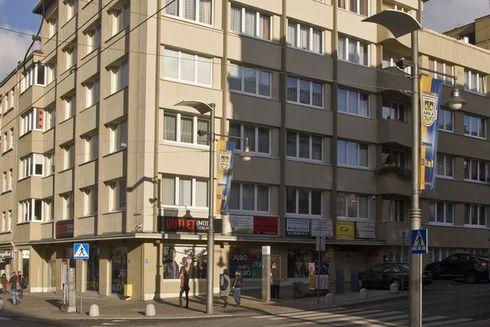 The Krenski Company Tenement House