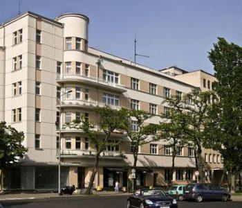 The Pręczkowski Tenement House in Gdynia