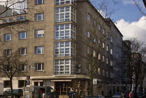 The Wiesław Tuchołka Tenement House