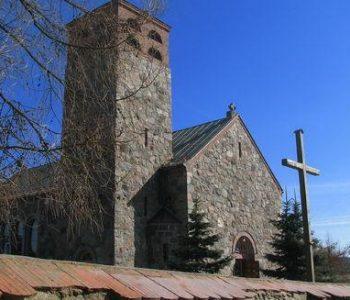 St. Nicholas' Stone Church in Niezabyszewo