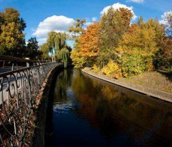 Radunia Canal