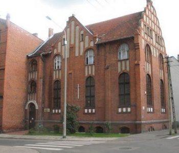 Kaplica Kościoła Chrześcijan Baptystów w Malborku