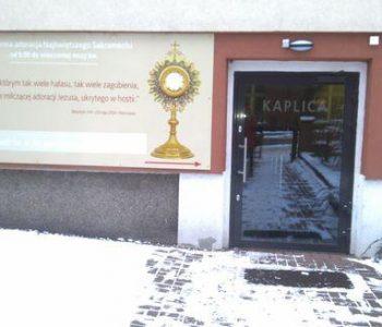 Kaplica przy kościele pw. Św. Kazimierza