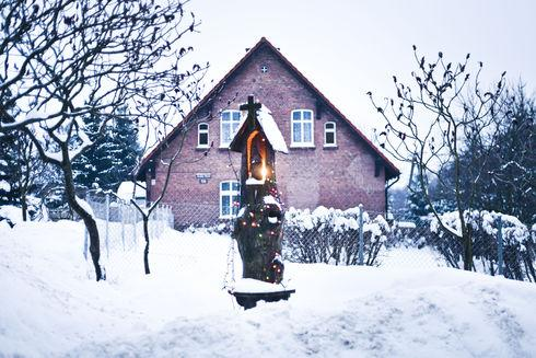 Kapliczka Matki Boskiej w Gdyni