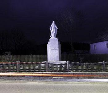 Kapliczka Matki Boskiej w Gołubiu