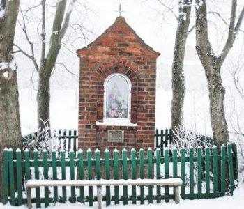 Kapliczka Matki Boskiej w Goszczynie
