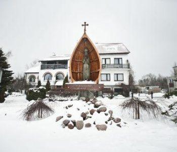 Kapliczka św. Barbary w Kuźnicy