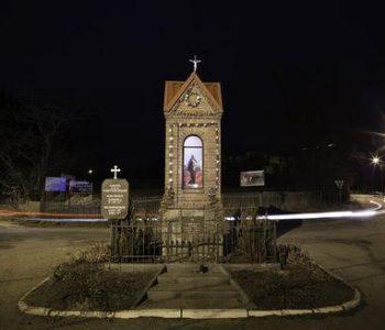Kapliczka w Gołubiu