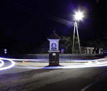 Kapliczka w Szymbarku