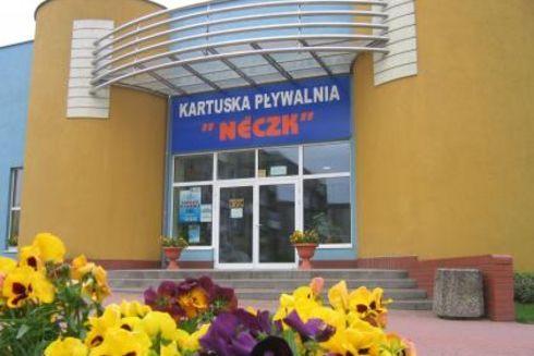 Kartuska Pływalnia Nëczk w Kartuzach