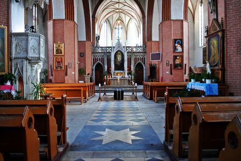 Katedra pw. Św. Jana Ewangelisty w Kwidzynie