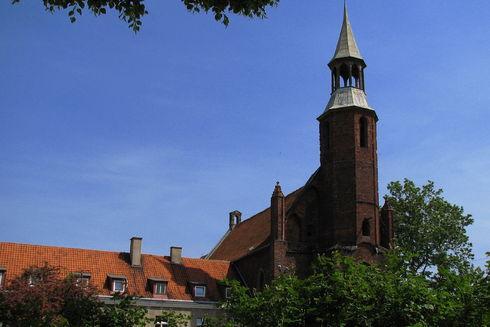 Klasztor dominikanów i kościół św. Stanisława Kostki w Tczewie