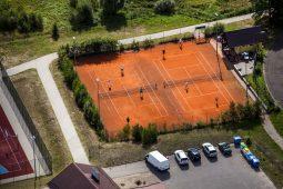 kompleks sportowo rekreacyjny w lipuszu 1