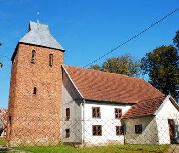 Kościół filialny p.w. św. Bartłomieja w Możdżanowie