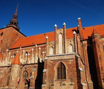 The Marian Church in Słupsk