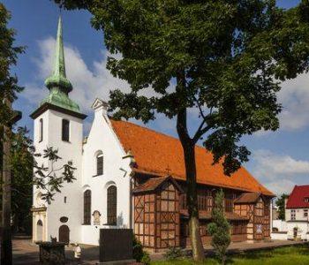 Kościół Matki Boskiej Nieustającej Pomocy w Malborku, dawny kościół Św. Jerzego