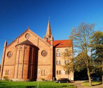 Kościół pw. Najświętszego Serca Jezusowego w Słupsku